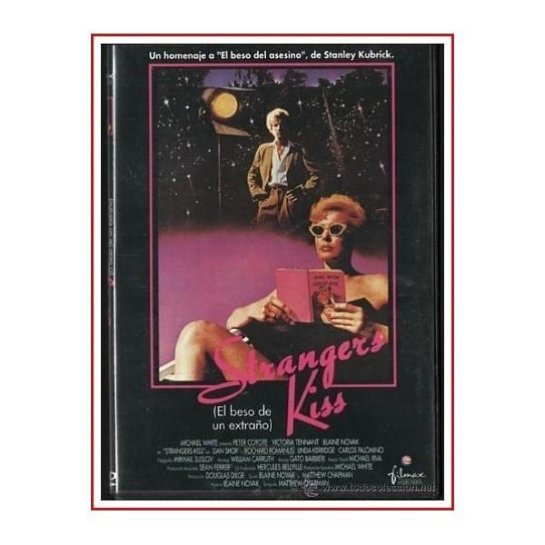 EL BESO DE UN EXTRAÑO (STRANGERS KISS) 1983 DVD Thriller