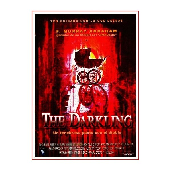THE DARKLING 2000 DVD Terror
