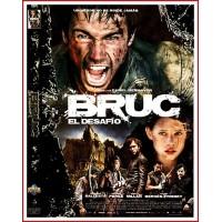BRUC EL DESAFIO DVD 2010 Dirección Daniel Benmayor