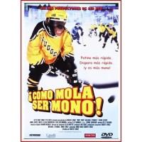 ¡CÓMO MOLA SER MONO! 2000 DVD Deporte, Hockey sobre hielo