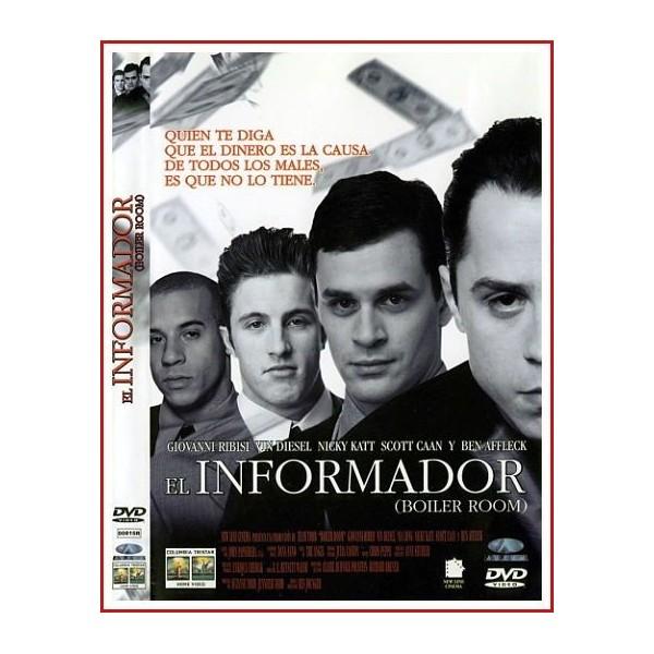 EL INFORMADOR 2000 DVD Bolsa y Negocios, Crimen