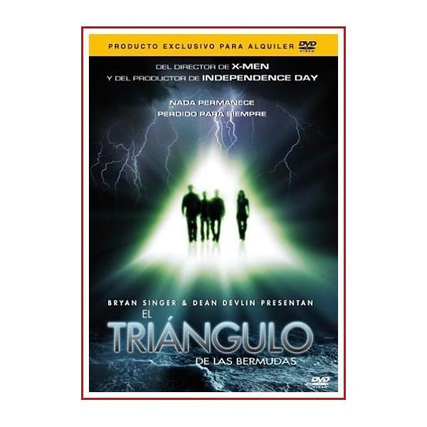 EL TRIANGULO DE LAS BERMUDAS 2005 DVD Acción, Intriga