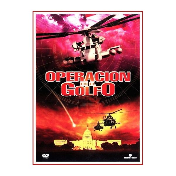 OPERACIÓN EN EL GOLFO (Enemy Action) 2001 DVD Armamento militar