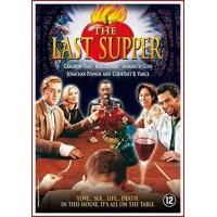 THE LAST SUPPER (LA ÚLTIMA CENA) 1995 DVD Comedia negra