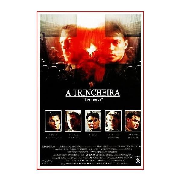 THE TRENCH (LA TRINCHERA) 1999 DVD I Guerra Mundial