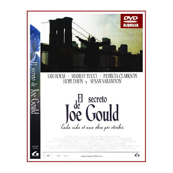 EL SECRETO DE JOE GOULD DVD 2000 Dirección Stanley Tucci