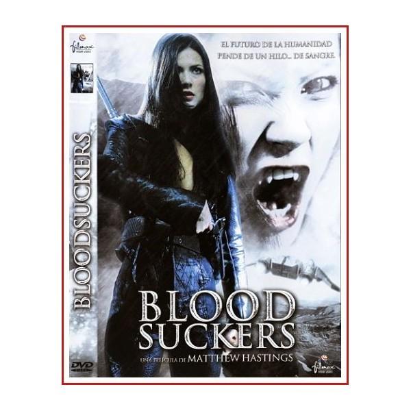 BLOODSUCKERS 2005 DVD Terror-Vampiros