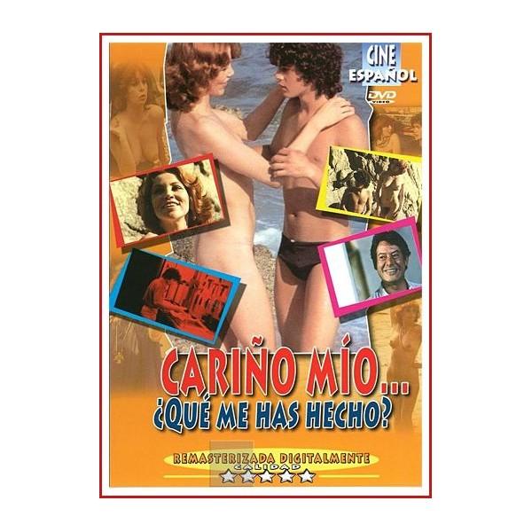 CARIÑO MÍO… ¿QUÉ ME HAS HECHO? DVD 1979 DVD Homosexualidad-Erótico