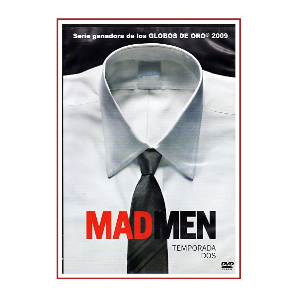 MAD MEN TEMPORADA DOS CAPITULO 8 Dvd 2007 Dir. Matthew Weiner