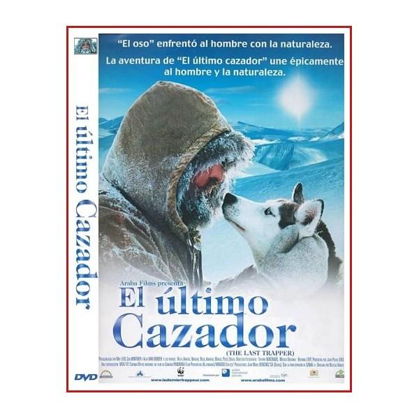 EL ULTIMO CAZADOR DVD 2004 Dirección Nicolas Vanier