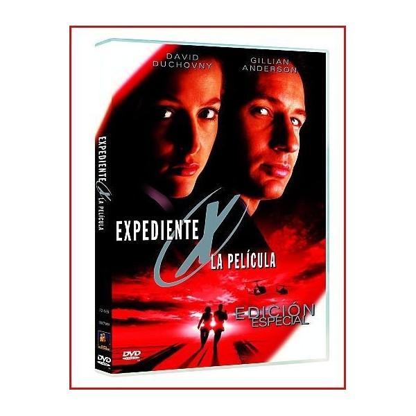 EXPEDIENTE X LA PELÍCULA EDICIÓN ESPECIAL