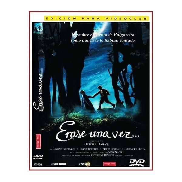 ÉRASE UNA VEZ 2001 DVD Fantástico, Cuentos