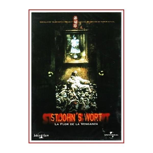 ST. JOHN'S WORT (LA FLOR DE LA VENGANZA)