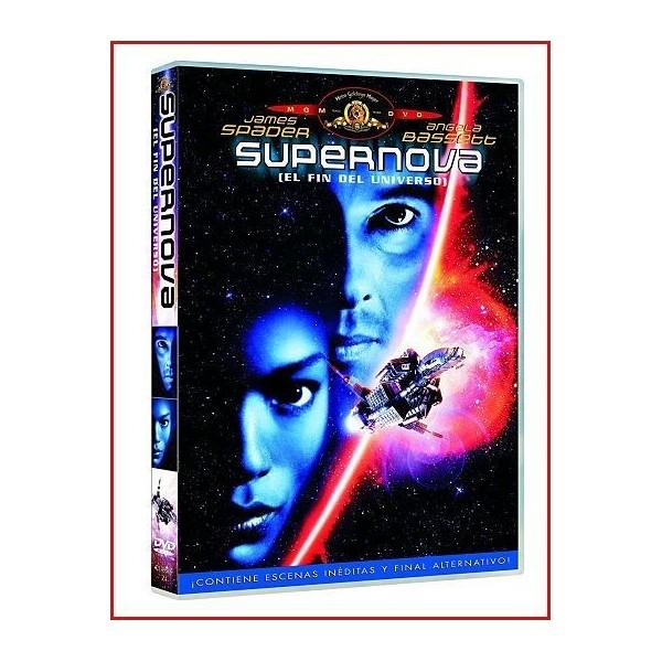 SUPERNOVA EL FIN DEL UNIVERSO 2000 DVD Aventura espacial