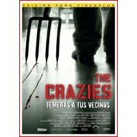 THE CRAZIES DVD 2010 Dirección Breck Eisner