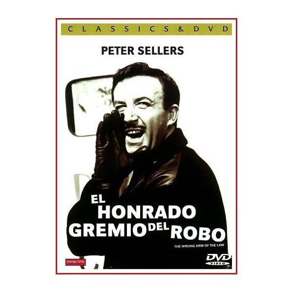 EL HONRADO GREMIO DEL ROBO