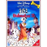 101 DÁLMATAS 2 DVD 2003 Dirección Jim Kammerud, Brian Smith