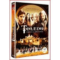 TOLEDO CRUCE DE DESTINOS SERIE COMPLETA 5 DISCOS DVD Duración 994 min.