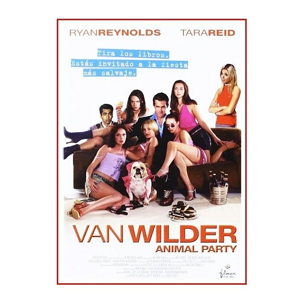 Van Wilder Animal Party
