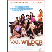 Van Wilder Animal Party Dvd 2002 Dirección Walt Becker