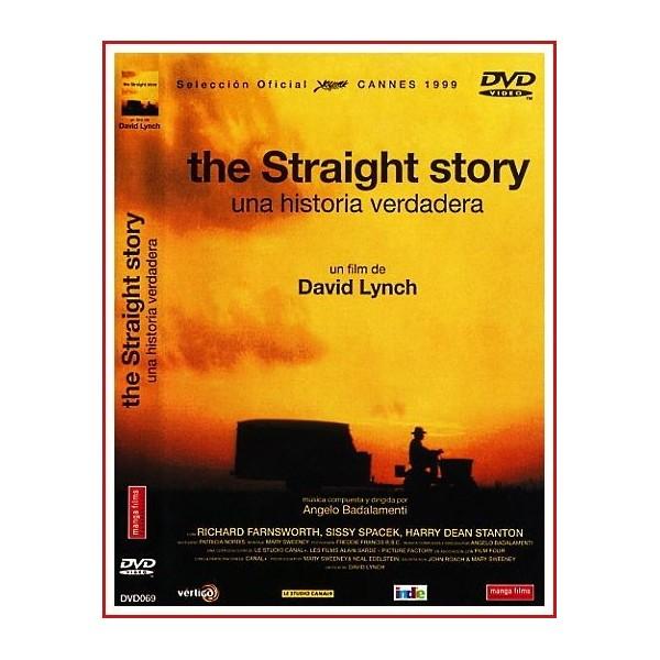 UNA HISTORIA VERDADERA (THE STRAIGHT STORY)