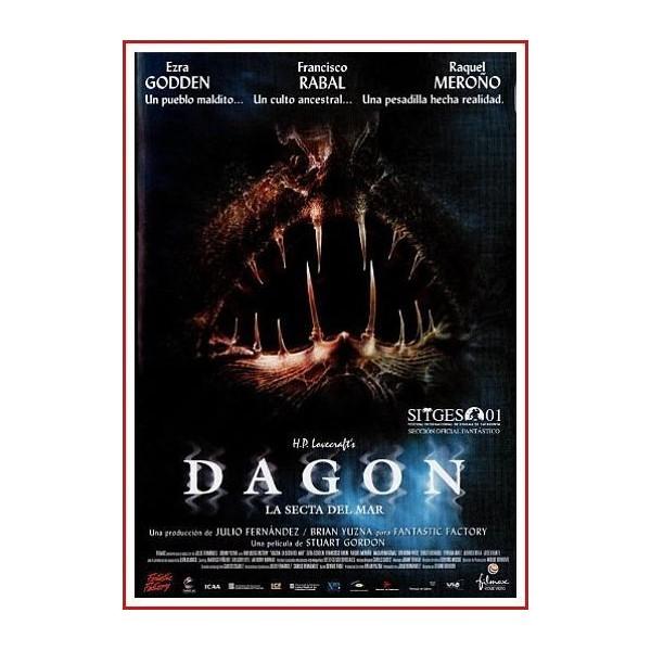 DAGON (La Secta Del Mar)