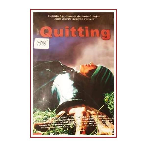 QUITTING