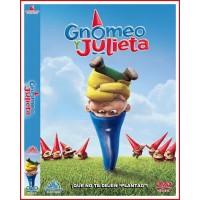 GNOMEO Y JULIETA DVD 2011 Dirección Kelly Asbury
