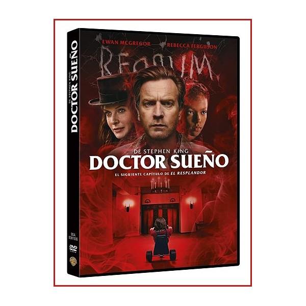 DOCTOR SUEÑO DVD. Secuela del film de culto El resplandor. También basado en una famosa novela de Stephen King. La historia tran