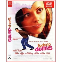 TODO LO DEMAS DVD 2003 Dirigida por Woody Allen