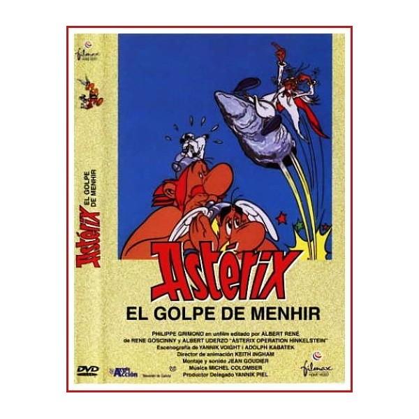 ASTÉRIX EL GOLPE DE MENHIR