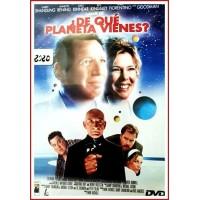 ¿DE QUÉ PLANETA VIENES? 2000 DVD de Extraterrestres