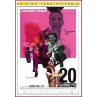 20 CENTÍMETROS 2005 DVD Musical,Prostitución, Transexualidad