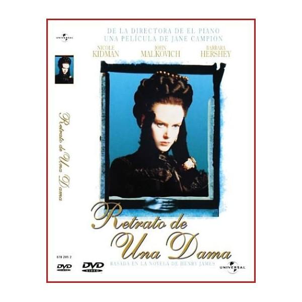 RETRATO DE UNA DAMA DVD 1996 - Isabel Archer es una joven norteamericana que vive en Inglaterra con unos parientes (1872). No qu