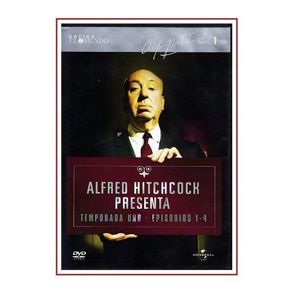 ALFRED HITCHCOCK PRESENTA TEMPORADA UNO EPISODIOS 1-4 DISCO 01