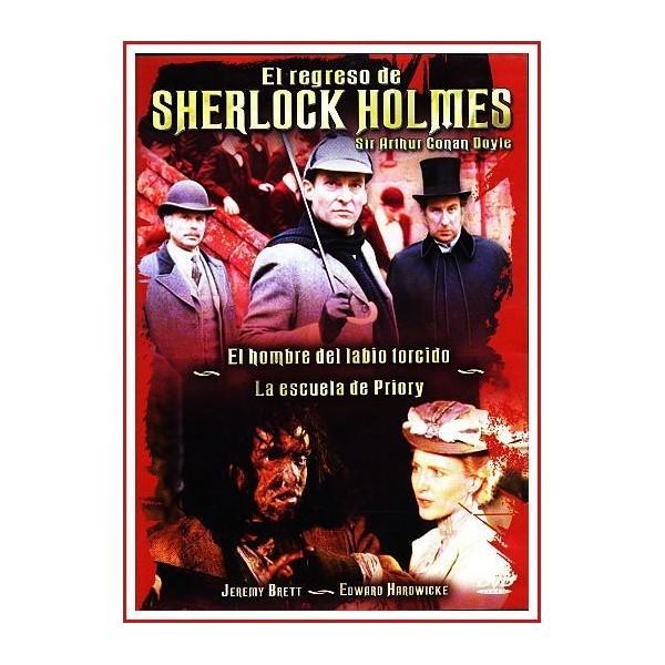 EL REGRESO DE SHERLOCK HOLMES SIR ARTHUR CONAN DOYLE-1