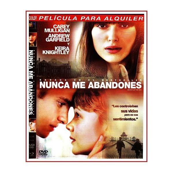 NUNCA ME ABANDONES DVD + BLU RAY 2010 Dirección Mark Romanek