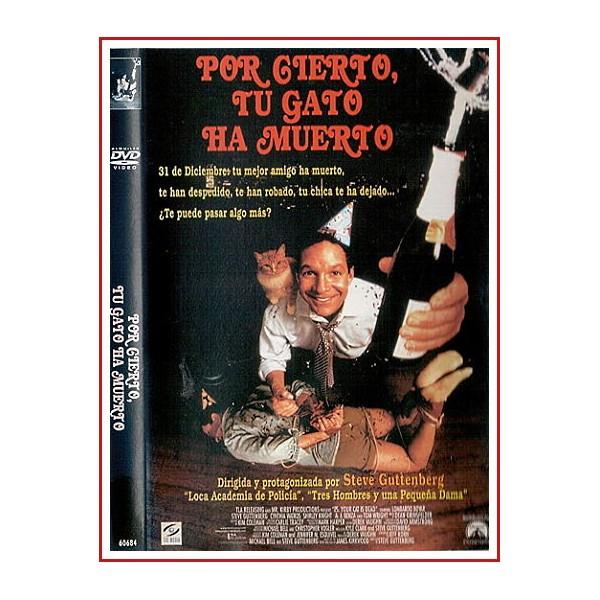 POR CIERTO TU GATO HA MUERTO DVD 2002 Dirección Steve Guttenberg