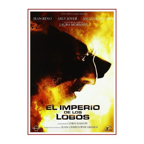 EL IMPERIO DE LOS LOBOS DVD 2005 Dirección Chris Nahon