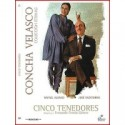 CINCO TENEDORES