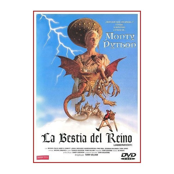 LA BESTIA DEL REINO (JABBERWOCKY)