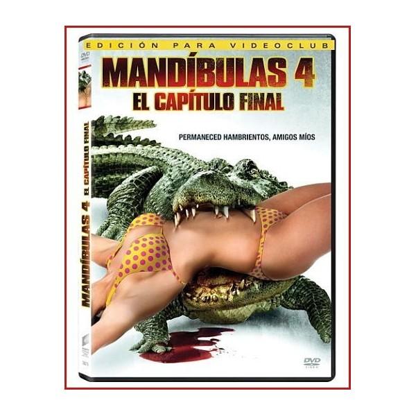 MANDIBULAS 4 EL CAPÍTULO FINAL