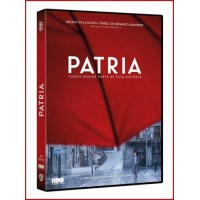 PATRIA PATRIA DVD 2020 Dirida Aitor Gabilondo, Félix Viscarret, Óscar Pedraza
