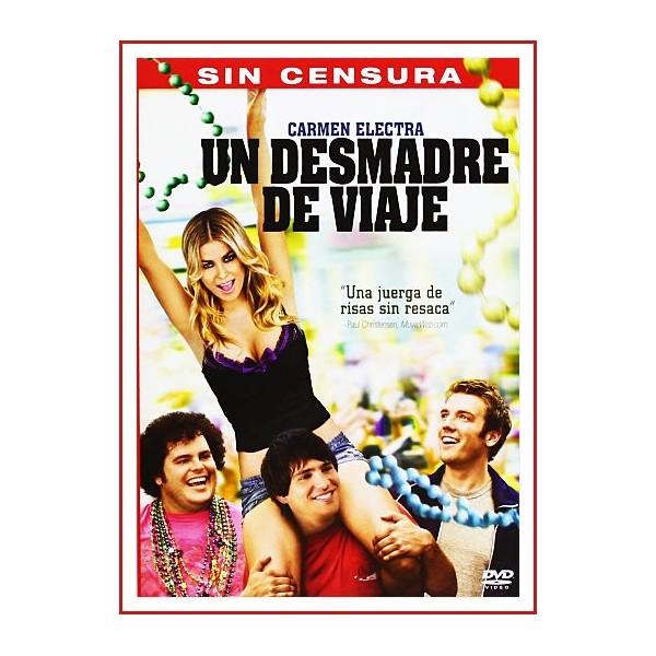 UN DESMADRE DE VIAJE DVD 2011 Dirección Phil Dornfeld
