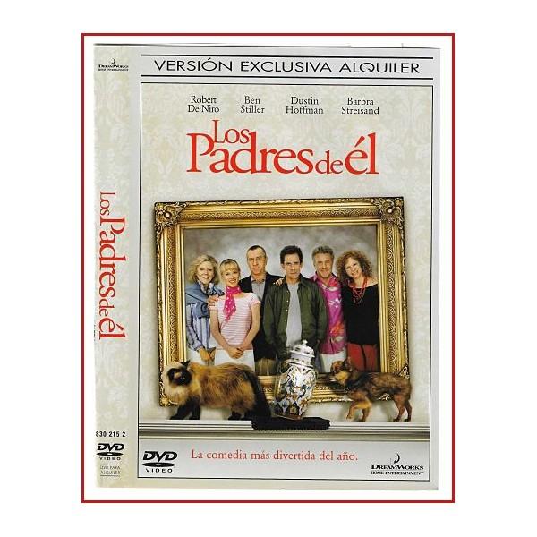 LOS PADRES DE EL DVD 2004 Dirección Jay Roach