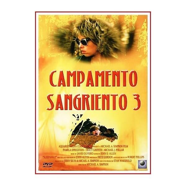 CAMPAMENTO SANGRIENTO 3