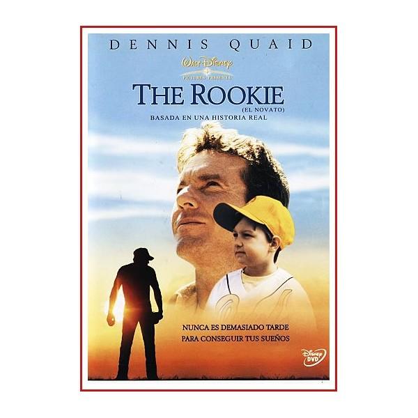 THE ROOKIE EL NOVATO DVD 2002 Dirección John Lee Hancock