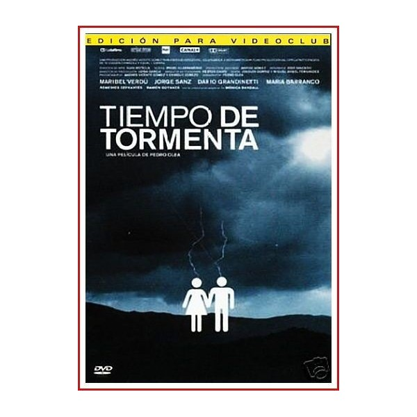 TIEMPO DE TORMENTA