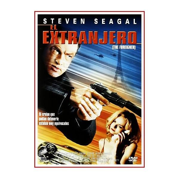 EL EXTRANJERO DVD 2003 Dirección Michael Oblowitz