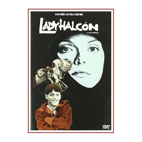 LADY HALCON (LADY HAWKE)